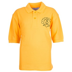 Polo Shirt St. Clements & St. James