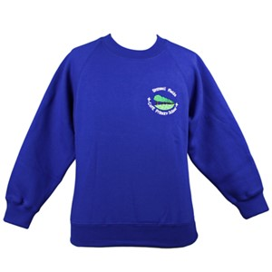 Sweatshirt Roundneck Stanwell Fields