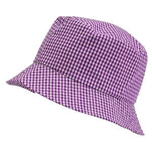 Summer Hat Gingham