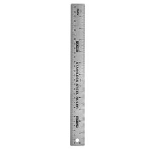 "Helix 30cm / 12"" Stainless Steel Ruler"