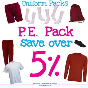Ongar Place Primary P.E Pack