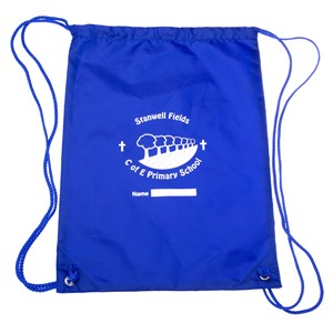 Drawstring bag Stanwell Fields