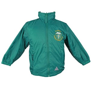 Reversible Fleece Jacket St. Anne's Chertsey