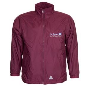 Reversible Fleece Jacket St James Weybridge