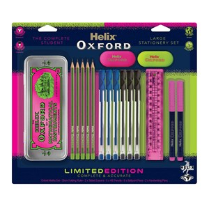 Oxford Clash Stationery Set