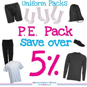 Salesian P.E Pack (Girls)