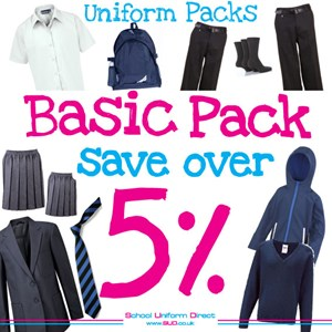 Servite Nursery Basic Pack