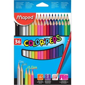 Color Peps Coloured Pencils