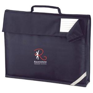 Book bag premium w/strap Ravenstone