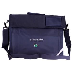Book bag premium w/strap La Petite Ecole Bilingue