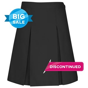 A-Line Double Inverted Pleat Skirt⚠️Discontinued⚠️
