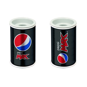 Pepsi 1 Hole Canister Pencil Sharpener