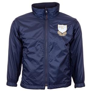 Reversible Fleece Jacket Salesian