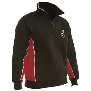 Sports Quarter Zip Top Bishop David Brown