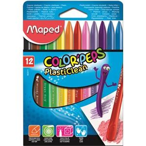 Color Peps Plasticlean Crayon