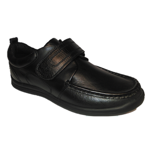 Buckle My Shoe - Reiss Mocc Tbar Boys Shoe