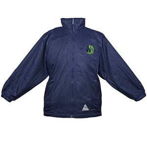 Reversible Fleece Jacket Cricket Green