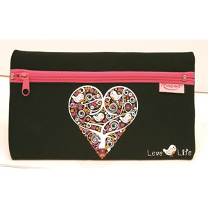 Love Life Pencil Case