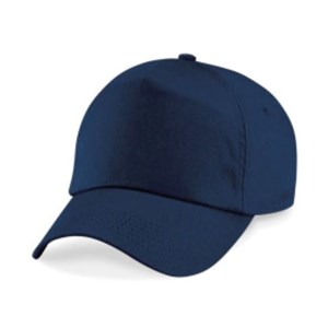Summer Baseball Cap - Navy