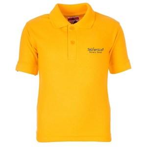 Polo Shirt Telferscot Primary