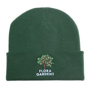 Woolly Hat Acrylic Flora Gardens