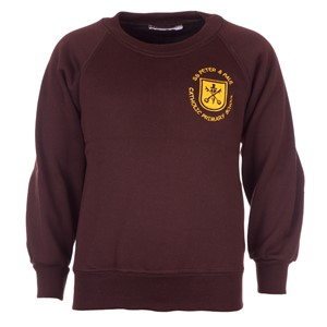 Sweatshirt Roundneck SS Peter and Paul