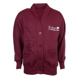 Cardigan Sweatshirt St James Weybridge
