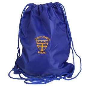 Drawstring bag Christ Church