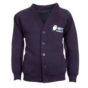 Cardigan Sweatshirt Hillbrook