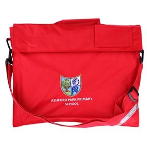 Book bag premium w/strap Ashford Park