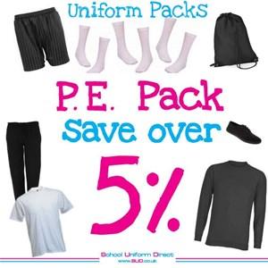 Kensington Aldridge Academy P.E Pack