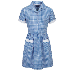 Summer Dress - Traditional Gingham