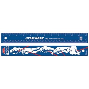 STAR WARS Retro Ruler