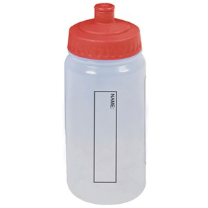 Drinks Bottle - Coloured Cap