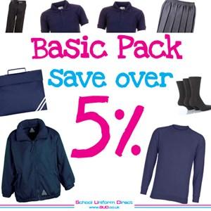 Servite Basic Pack