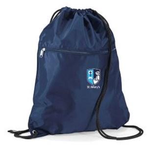 Drawstring bag St Mary's Catholic Federation