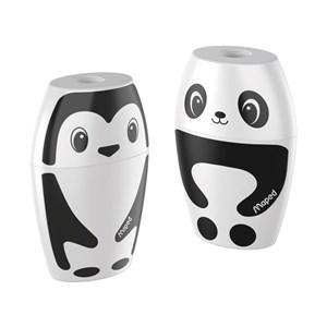 Maped Shaker Sharpener Panda/Penguin