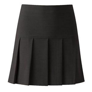 Charleston Skirt - Charcoal
