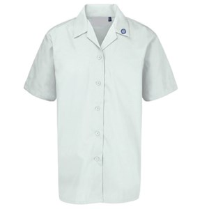 Blouses  - Short Sleeve Revere Collar St. Martin in the Fields - Twin Pack