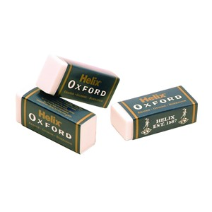 Helix Oxford Small Eraser