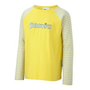Brownie T-Shirt Long Sleeve