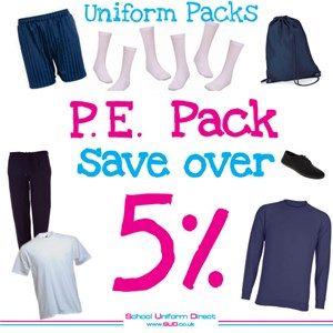 St. Charles Borromeo - P.E. Pack (RECEPTION ONLY)