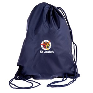 Drawstring bag St Jude's C of E Primary