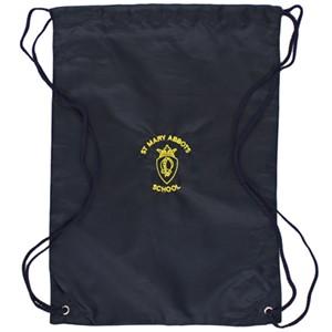 Drawstring bag St. Mary Abbot's