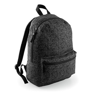 Backpack - Printed Graphic