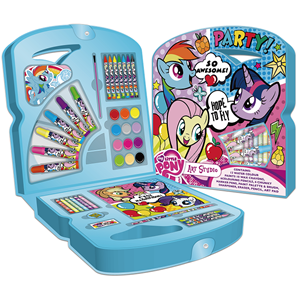 My Little Pony Comic Art Studio 40 Piece Set