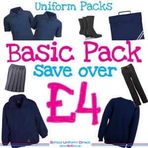 Chertsey High - Basic Pack