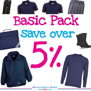 Woodsterne Secondary School Basic Pack