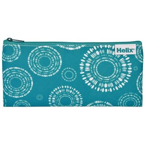 Helix Shibori Circles Pencil Case, 932600