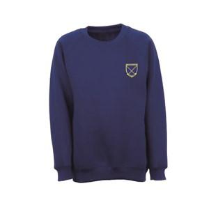 Sweatshirt Roundneck St Leonard's C of E